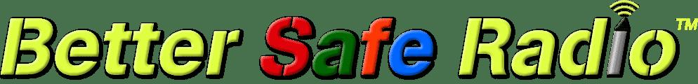 Better Safe Radio Logo Retina