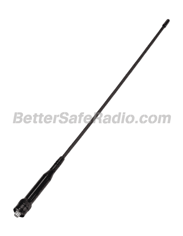 Powerwerx WXGAT-RV 15%22 High Gain Dual-Band Handheld Reverse SMA Antenna