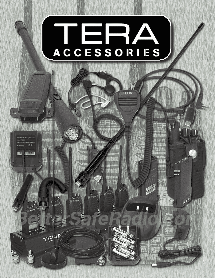 TERA Handheld Accessories
