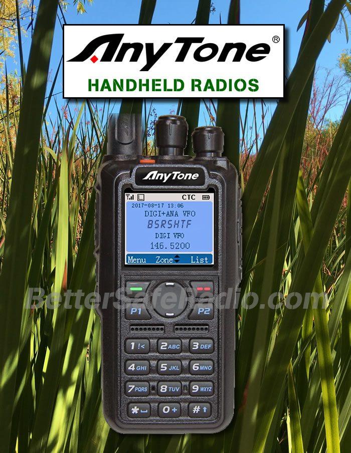 AnyTone Handhelds
