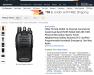 BetterSafeRadio TR-505-MURS on Amazon