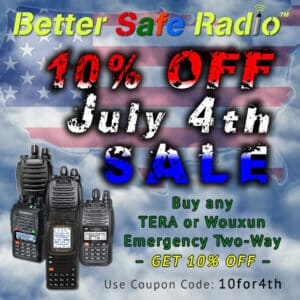 BetterSafeRadio 10% for July 4th 2017 Promo