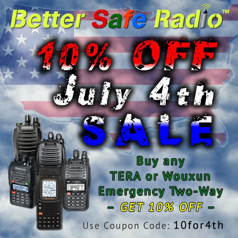 Discount two way radio coupon code