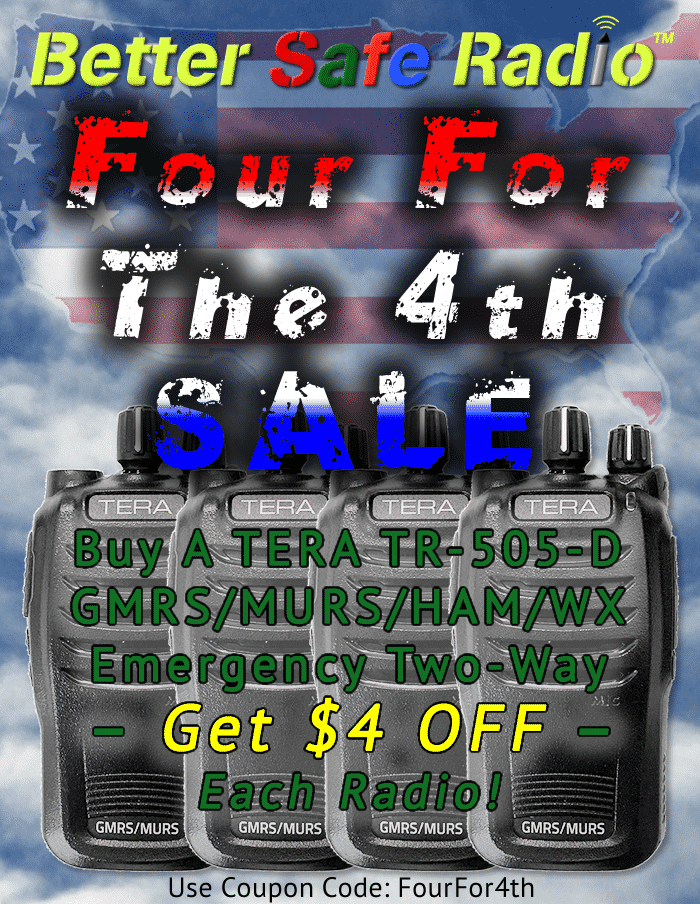 Four For 4th 2016 SALE