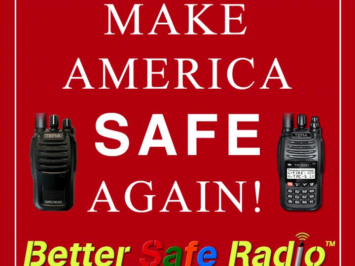 Make America SAFE Again! – Post-Election SALE