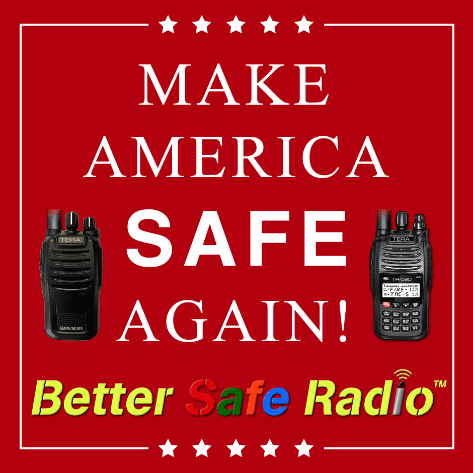 Make America SAFE Again with BetterSafeRadio
