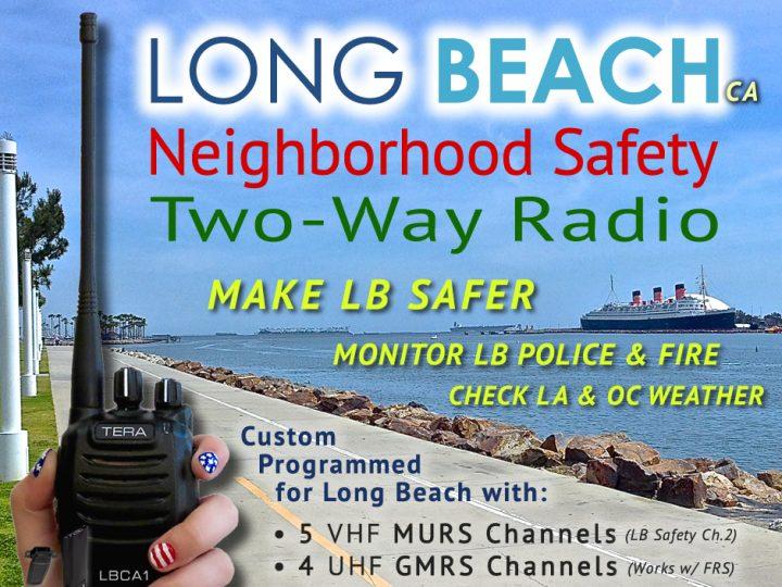 Making Long Beach, California Neighborhoods Safer with the LBCA1