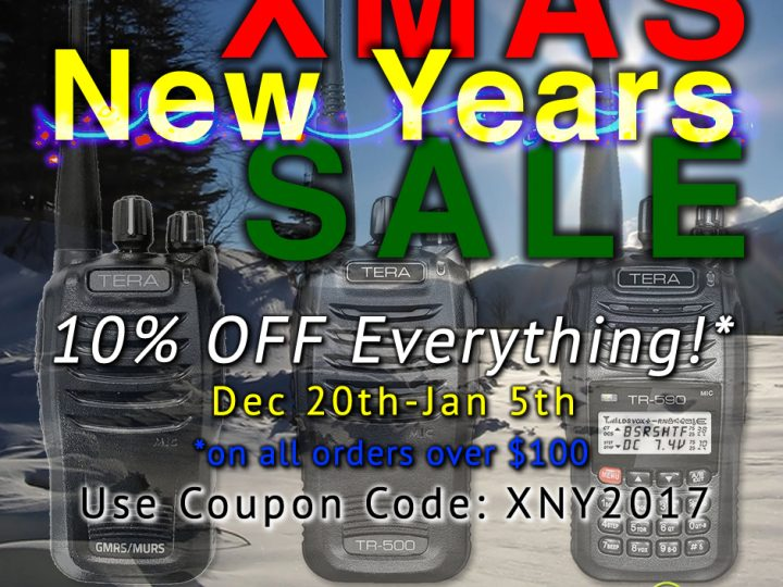 XMAS New Years SALE – Save 10% on Everything!