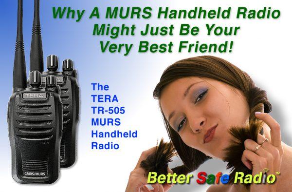 MURS Handheld Radio