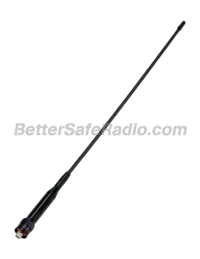 "Powerwerx WXGAT-RV 15"" High Gain Dual-Band Handheld Reverse SMA Antenna"