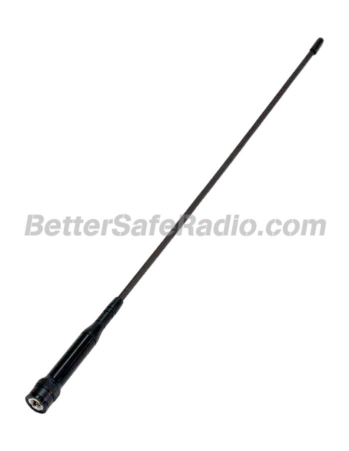 Powerwerx WXGAT-ST 15 High Gain Dual-Band Handheld Standard SMA Antenna