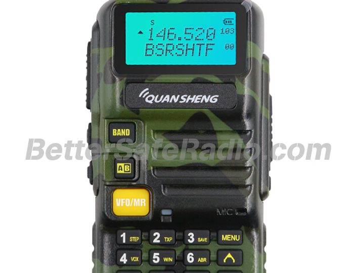 Introducing the QuanSheng UV-R50-CX Budget Amateur Ham Two-Way Radio