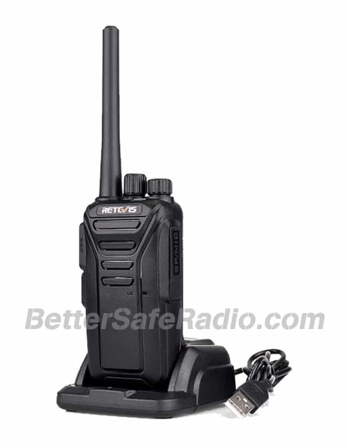 Retevis RT27 FRS Personal Business License-Free Two-Way Radio - Charger