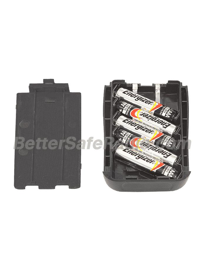 TERA AAA-50 AAA Clam Shell Alkaline Battery Case