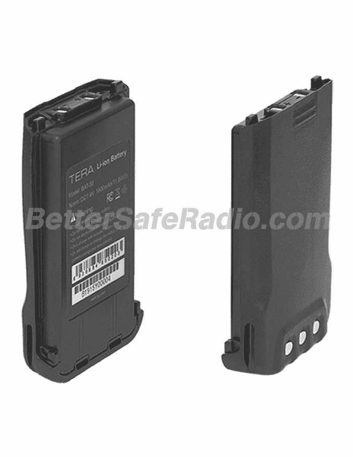 TERA BAT-50 Li-ion Battery Pack 1600mAh