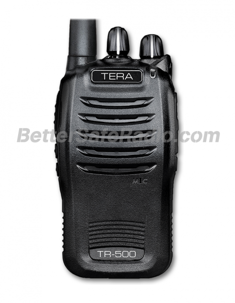 TERA TR-500 Commercial Ham Two-Way Radio - Assembled Stock