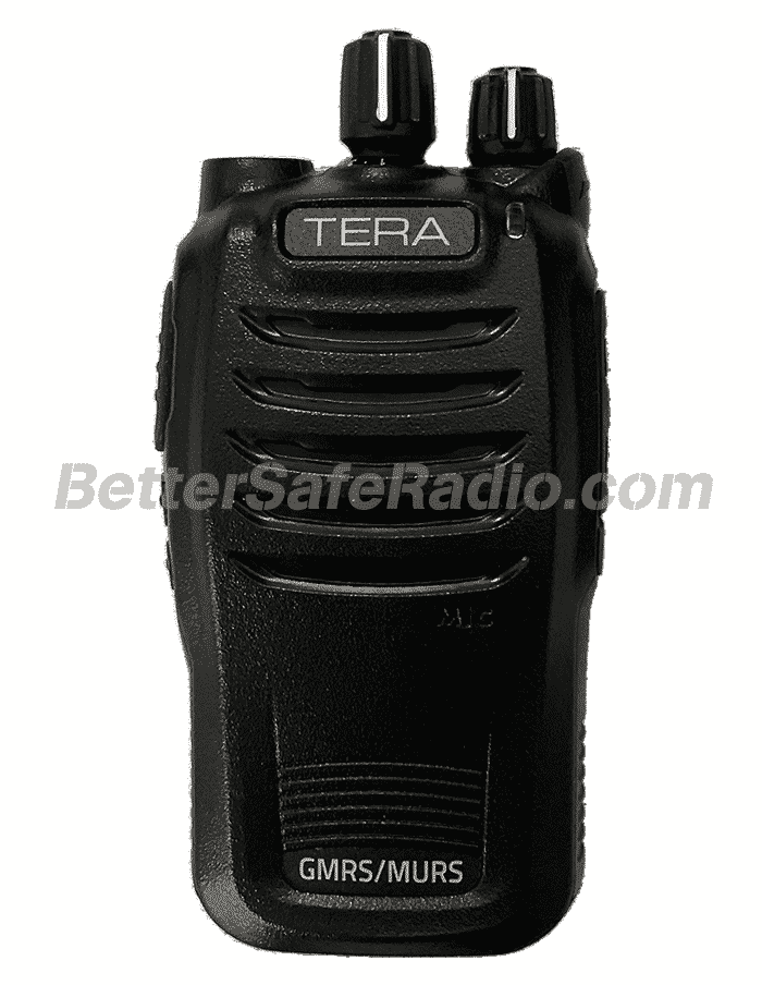TERA TR-505 GMRS-MURS Two-Way Radio - Body Front