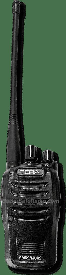 TERA TR-505 GMRS-MURS Recreational Emergency Two-Way Radio