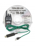 TERA TR-590 Advanced Programming Software Cable Kit