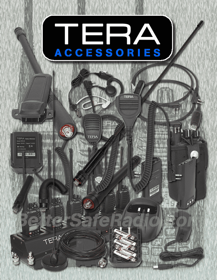TERA Handheld Accessories