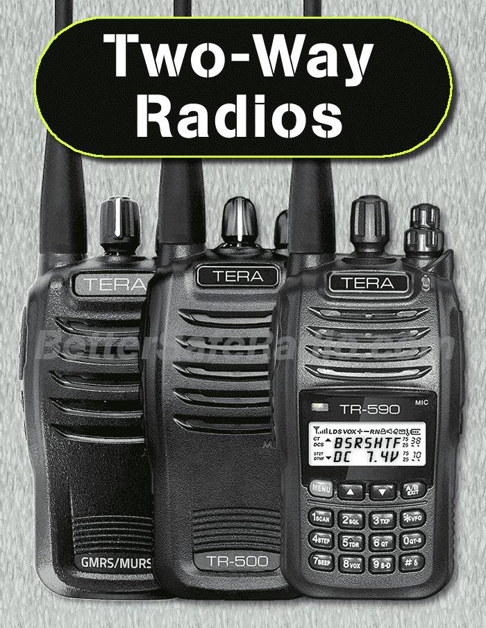 Two-Way Radios Category