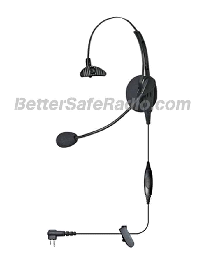 Voyager-M1-VOX Lightweight Headset with Boom Mic for TERA