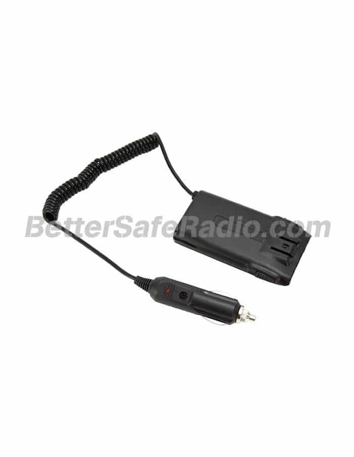 Wouxun WXBTE Battery Eliminator Cigarette Lighter Plug