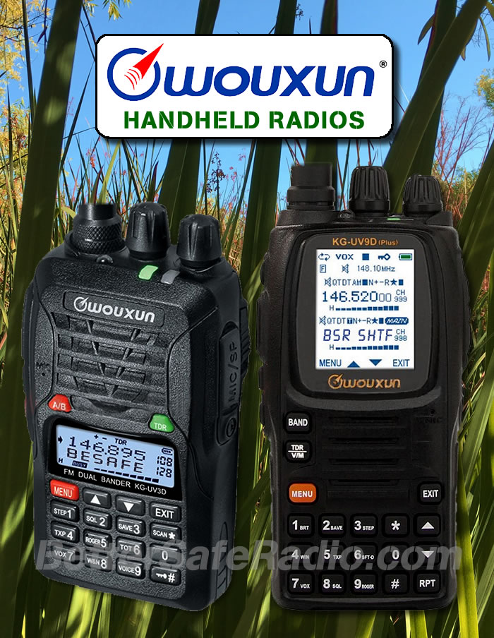 Wouxun Handheld Radios